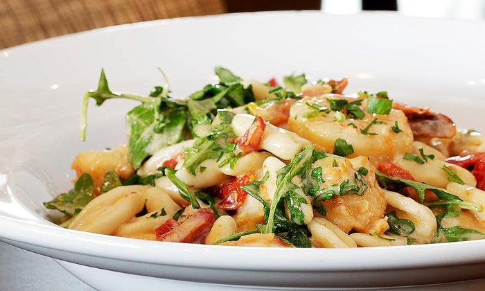 Trattoria Nicolas - Foggy Bottom - GWU - West End: Italian Food at Trattoria Nicolas (43% Off). Two Options Available.