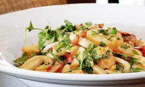 Trattoria Nicolas: Italian Food at Trattoria Nicolas (43% Off). Two Options Available.