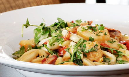 Italian Food at Trattoria Nicolas (43% Off). Two Options Available.