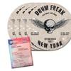 ChromaCast Drum Freak Drink Coaster Set