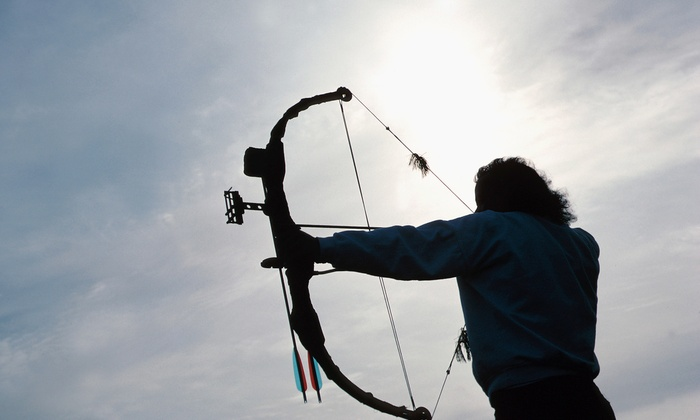 Oak Tree Gun Club - Newhall: Introductory Archery Package for Two or Four at Oak Tree Gun Club (Up to 51% Off)