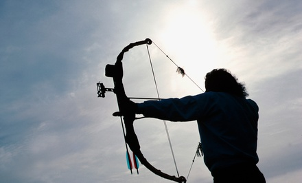 Introductory Archery Package for Two or Four at Oak Tree Gun Club (Up to 51% Off)