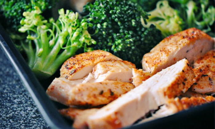 Catering by Casie - North Burnet: Two or Eight Prepared Meals Delivered to Your Home from Catering by Casie (Up to 51% Off)