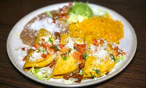 El Palmar: $10 for $20 Worth of Mexican Food and Drinks at El Palmar