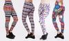 Junior-Sized Fashion Leggings: Junior-Sized Fashion Leggings