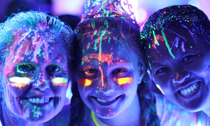 Neon Dash - Central Industrial District: Entry to the Neon Dash at Kemper Arena on Saturday, August 23 (Up to 55% Off)