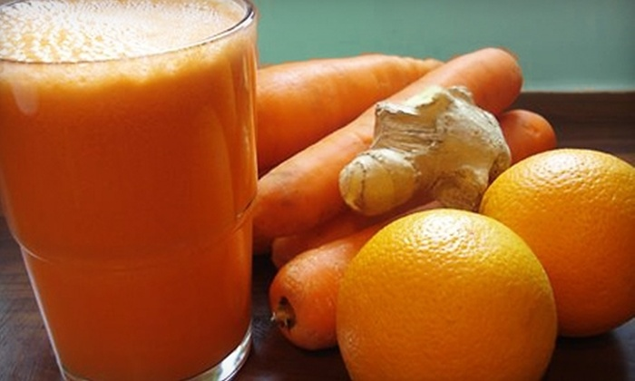 The Juice Spot - Heritage Hills: One or Three-Day Juice Cleanse from The Juice Spot (51% Off)