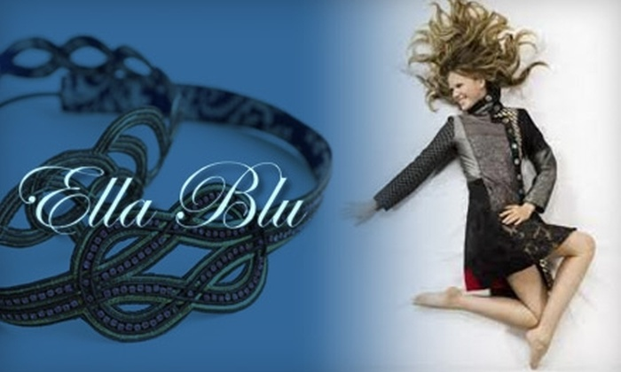 Ella Blu - Festival Hills: $45 for $100 Worth of Apparel and Accessories at Ella Blu