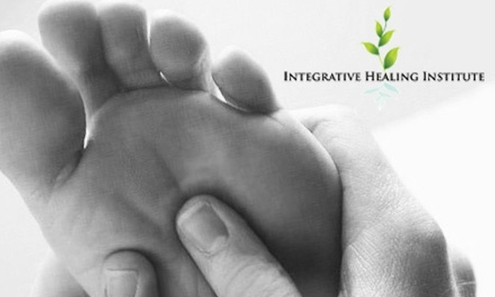 Integrative Healing Institute - Northeast San Antonio: $15 for a 30-Minute Reflexology Massage at Integrative Healing Institute ($30 Value)