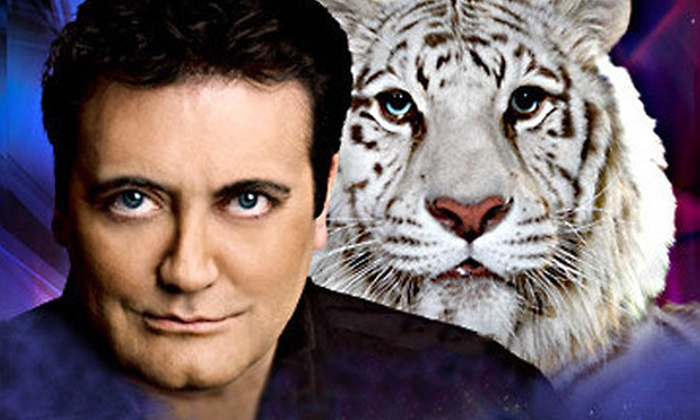 The Magic of Rick Thomas Holiday Show - The Strip: $30 for One VIP Ticket to The Magic of Rick Thomas Holiday Show at the Tropicana Las Vegas (Up to $61 Value)