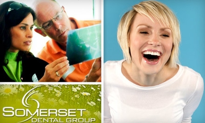 Somerset Dental Group - Glastonbury: $179 for a Zoom! Teeth Whitening at Somerset Dental Group ($780 Value)