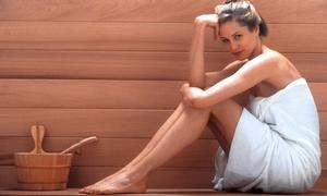 Mix Salon Spa: Three or Five 20-Minute Sauna Sessions at Mix Salon Spa (Up to 55% Off)