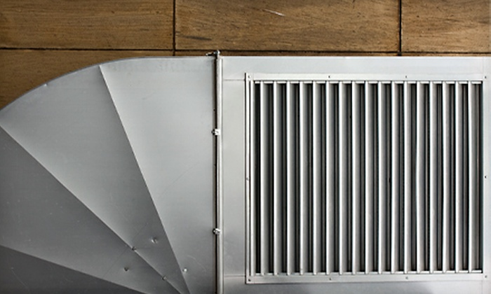 AirPro - Chinatown: $50 for a Dryer-Vent Cleaning, an Electrostatic Allergy Air Filter, and $100 Toward Air-Duct Cleaning from AirPro ($335 Value)