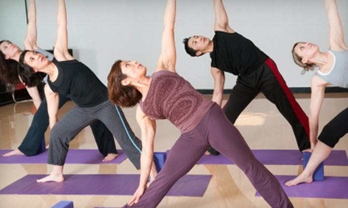 Jupiter Farms Yoga - Jupiter: $39 for 10 Yoga Classes at Jupiter Farms Yoga ($120 Value)
