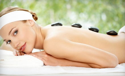 60-Minute Chakra-Balancing Massage with Hot Stones and Aromatherapy (a $100 value) - Skye Salon & Spa in Centennial