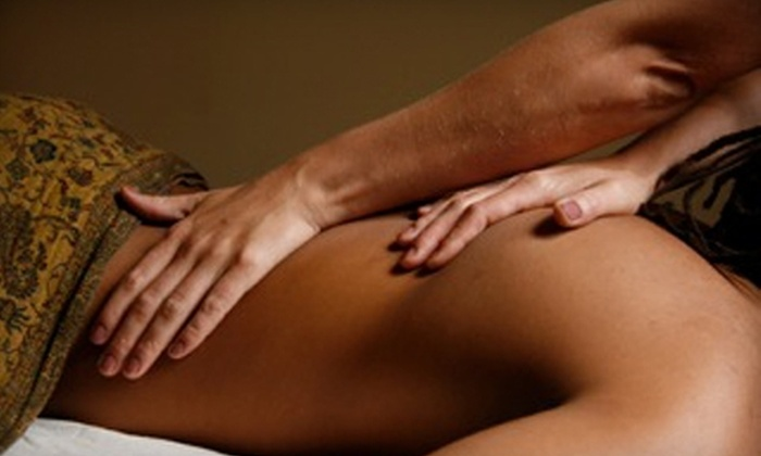 Earthbody - San Francisco: Choice of Restorative Massage Therapy Rituals at Earthbody ($250 Value). Two Options Available.