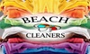 Beach Cleaners - Jacksonville: $20 for $50 Worth of Dry Cleaning and Laundry Delivery Services from Beach Cleaners