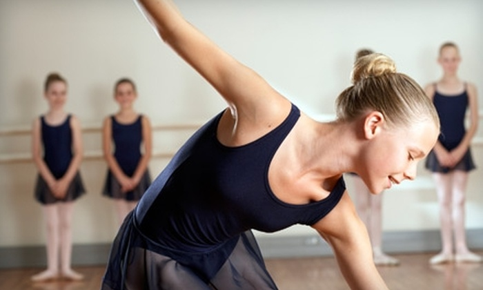 Barbara Moore Academy of Dance - Ogden: $25 for One Month of Dance Classes for Children at Barbara Moore Academy of Dance