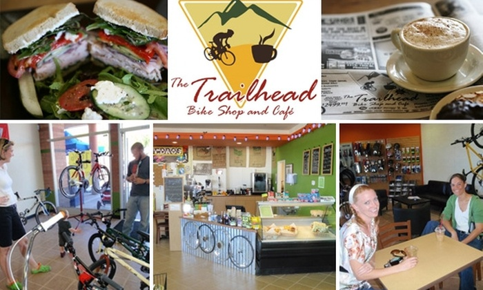 The Trailhead Bike Shop and Cafe - Camelback East: $30 for a Bike Tune-Up Plus $10 Toward the Cafe at Trailhead Bike Shop and Cafe ($69.99 Value)