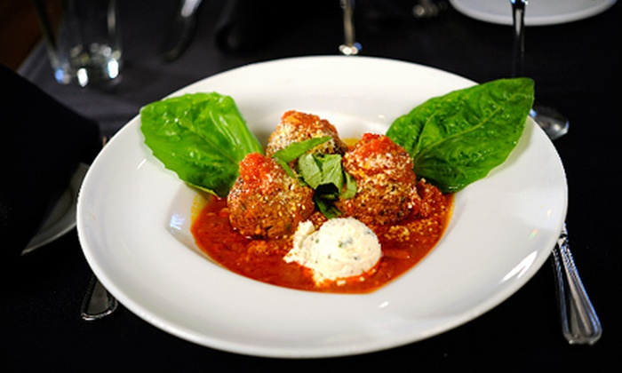 SoLita Las Olas - East Fort Lauderdale: Three-Course Italian Dinner for Two or Four at SoLita Las Olas (Up to 54% Off)