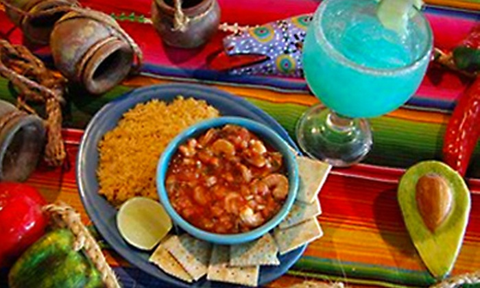 Estela's Mexican Restaurant - Multiple Locations: Authentic Mexican Fare and Drinks for Two During Dinner or Lunch at Estela's Mexican Restaurant. Four Locations Available.
