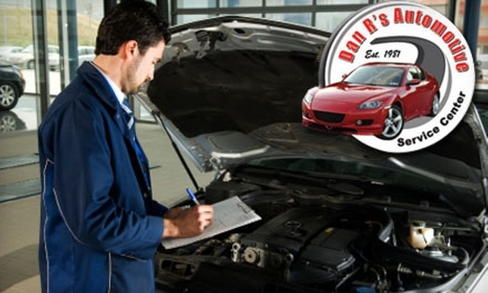 Dan R's Automotive - Oregon: $25 for $50 Worth of Car Services at Dan R's Automotive