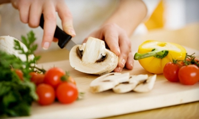 Bradford's on Bishop - Loring Heights: $36 for a Cooking Class at Bradford's on Bishop ($79 Value)