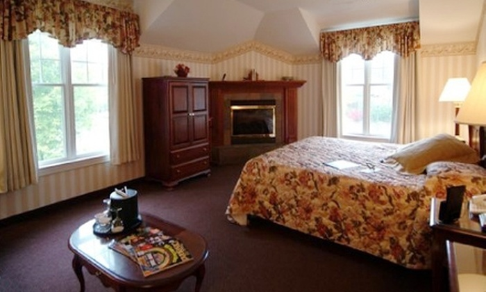 Red Maple Inn - Burton: $75 for One-Night Stay at Red Maple Inn in Burton (Up to $186 Value)