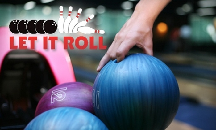 Let it Roll Bowl & Entertainment - North Mountain: $10 for Two Hours of Unlimited Bowling and Shoe Rental for Two at Let It Roll Bowl & Entertainment (Up to $20 Value).