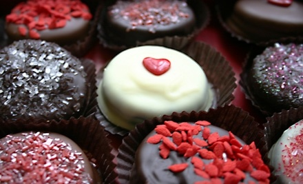 $20 Groupon to Chocolates For Good - Chocolates For Good in