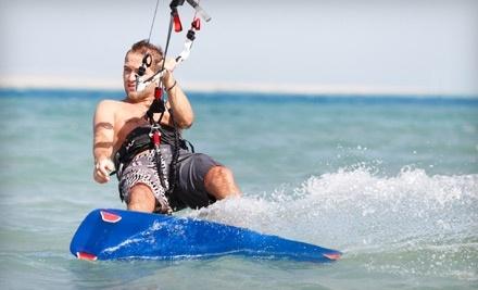 Happy Winds Kiteboarding Academy: One-Hour Group Sailing Lesson - Happy Winds Kiteboarding Academy in Virginia Beach