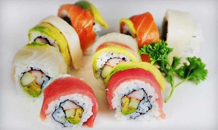 Asuka - Raleigh / Durham: $12 for $25 Worth of Asian Fusion Fare at Asuka in Wake Forest