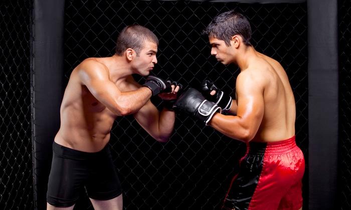 UFC Gym San Bruno - San Bruno: 6 Boxing or Kickboxing Classes at UFC Gym (Up to 76% Off)