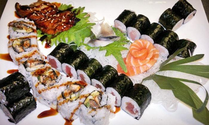 Makoto Japanese Restaurant - Phillipsburg: Hibachi, Sushi and Asian Cuisine at Makoto Japanese Restaurant (Up to 51% Off). Two Options Available.