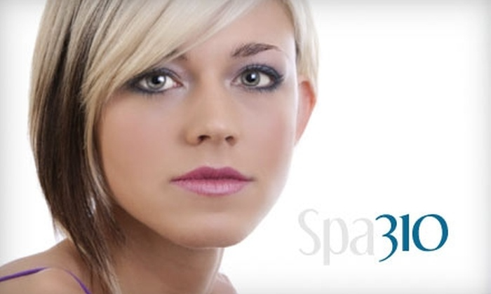 Spa310 - Carytown: $42 for a Signature Facial ($85 Value) or $37 for a Mini-Highlight ($75 Value) or All-Over Color ($70 Value) at Spa310
