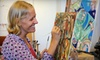 Armory Art Center - West Palm Beach: $149 for an Eight-Week Adult Art Class at Armory Art Center in West Palm Beach