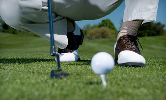 Highwood Golf & Country Club - High River: 38 for an 18-Hole Golf Outing for One at Highwood Golf & Country Club in High River (Up to $76 Value)