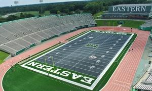 Eastern Michigan University Football: EMU Eagles Football Game Against Western Michigan on Thursday, October 29, at 7:30 p.m.