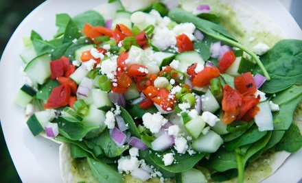 Gourmet Tacos and Craft Beers for Two (up to a $27.90 value) - Monon Food Company in Indianapolis