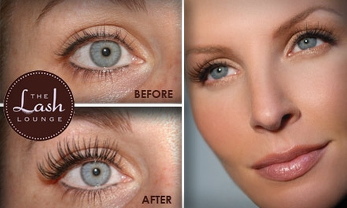 The Lash Lounge - Multiple Locations: $89 for a Full Set of Eyelash Extensions Plus Lash Tint at The Lash Lounge ($275 Value)