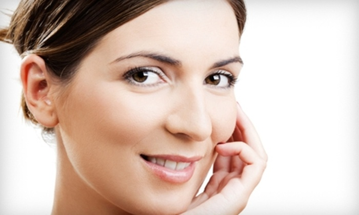 Marianna's L'Esthetique Medi Spa - Whittier: $50 for an LED Light Therapy Facial and Skin Scan or Microdermabrasion and Skin Scan at Marianna's L'Esthetique Medi Spa in Boulder ($100 Value)