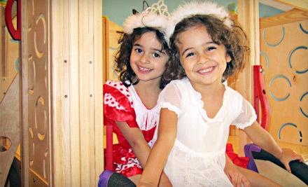 2 Indoor-Playground Passes  - Caterpillar Kids Place in La Cañada Flintridge