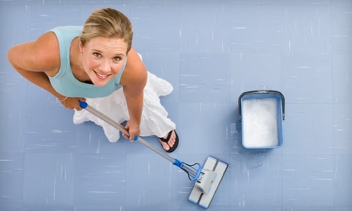 Maid in Lansing - Downtown: $32 for Basic Full-Home Cleaning from Maid in Lansing ($65 Value)
