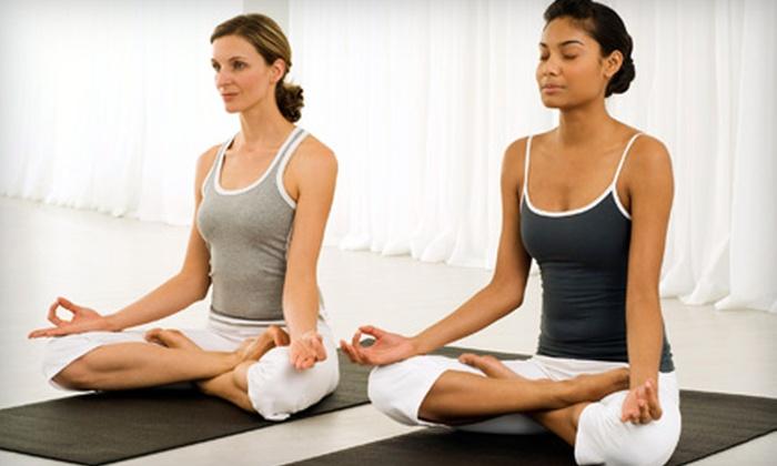 Presence Yoga - Westgate: Three, Six, or Nine Yoga Classes at Presence Yoga
