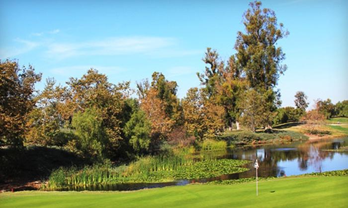 Oak Creek Golf Club - Oak Creek: $62 for a Weekday Round of Golf with Cart Rental at Oak Creek Golf Club in Irvine ($125 Value)