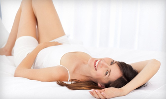 Trinity Total Healthcare - Elk Grove: Six Laser-Hair-Removal Sessions at Trinity Total Healthcare in Elk Grove (Up to 90% Off). Three Areas Available.