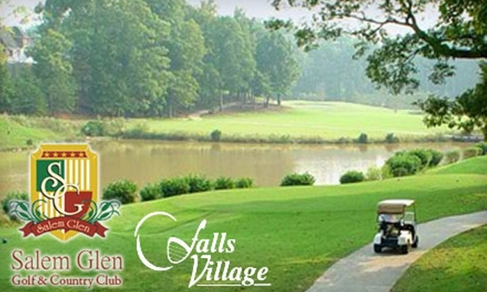 Salem Glen Golf and Falls Village Golf - Multiple Locations: $49 for 18 Holes of Golf for Two Players (Up to $98 Value). Choose Between Two Courses.