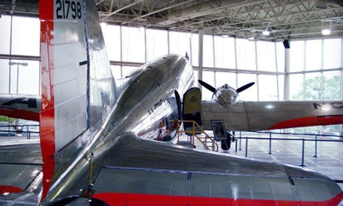 American Airlines C.R. Smith Museum - Fort Worth: Visit for Four or One-Year Family Membership to American Airlines C.R. Smith Museum (Up to 60% Off)