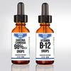Garcinia Cambogia and Vitamin B12 Weight-Loss Drops