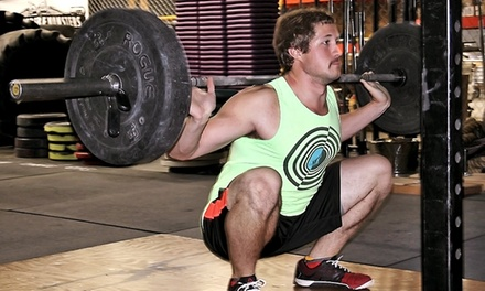 10 or 20 Drop-In CrossFit Classes at CrossFit Excellence (Up to 88% Off)